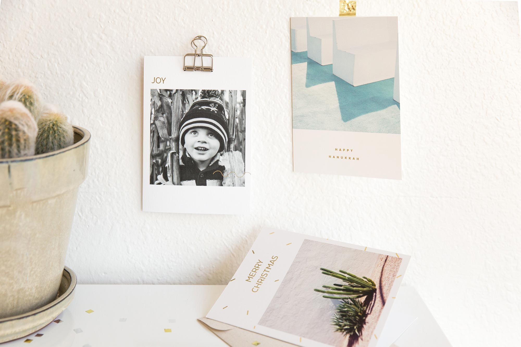 Holiday Cards Are Coming: Be Prepared
