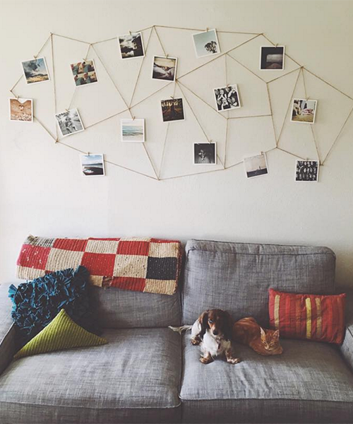 Editor's Picks: Decorating With Square Prints