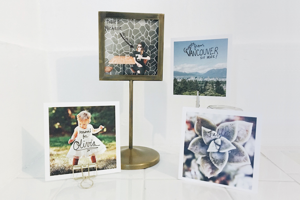 Four Creative Ways to Use Square Prints