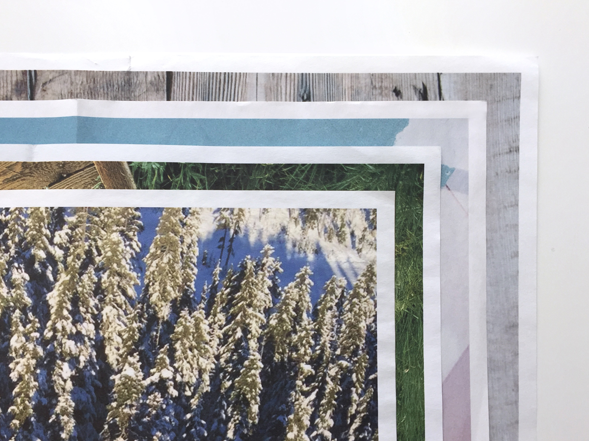 Extra Extra: Newsprints Make Great Giftwrap