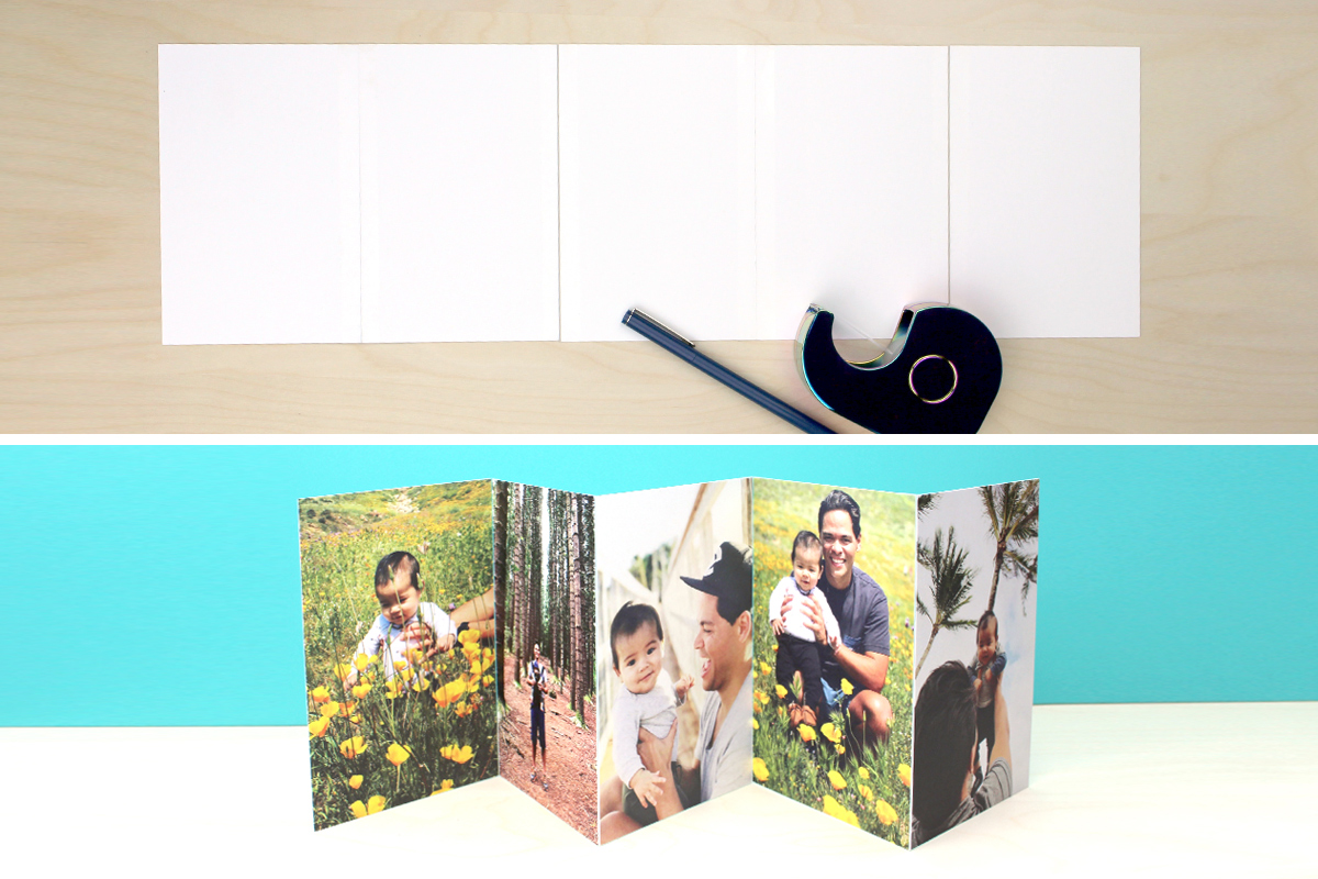 Five DIY Father's Day Card Ideas
