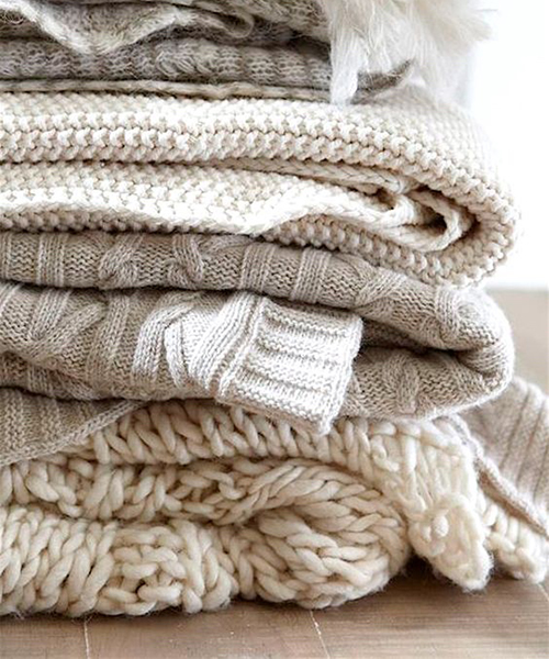 Editors' Picks: Cozy Touches