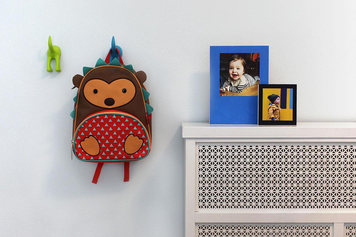 DIY: Mount Prints on Wood for a Cute Custom Display