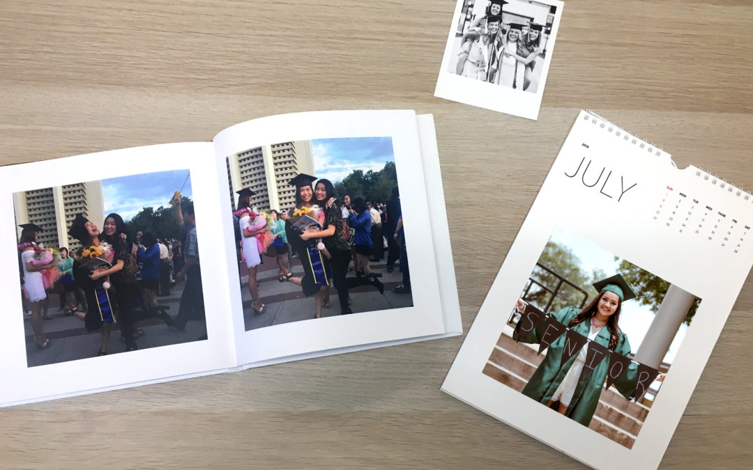 Thoughtful Photo Gifts for Grads