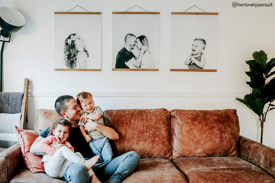 Five Memorable Photo Gift Ideas for Father's Day