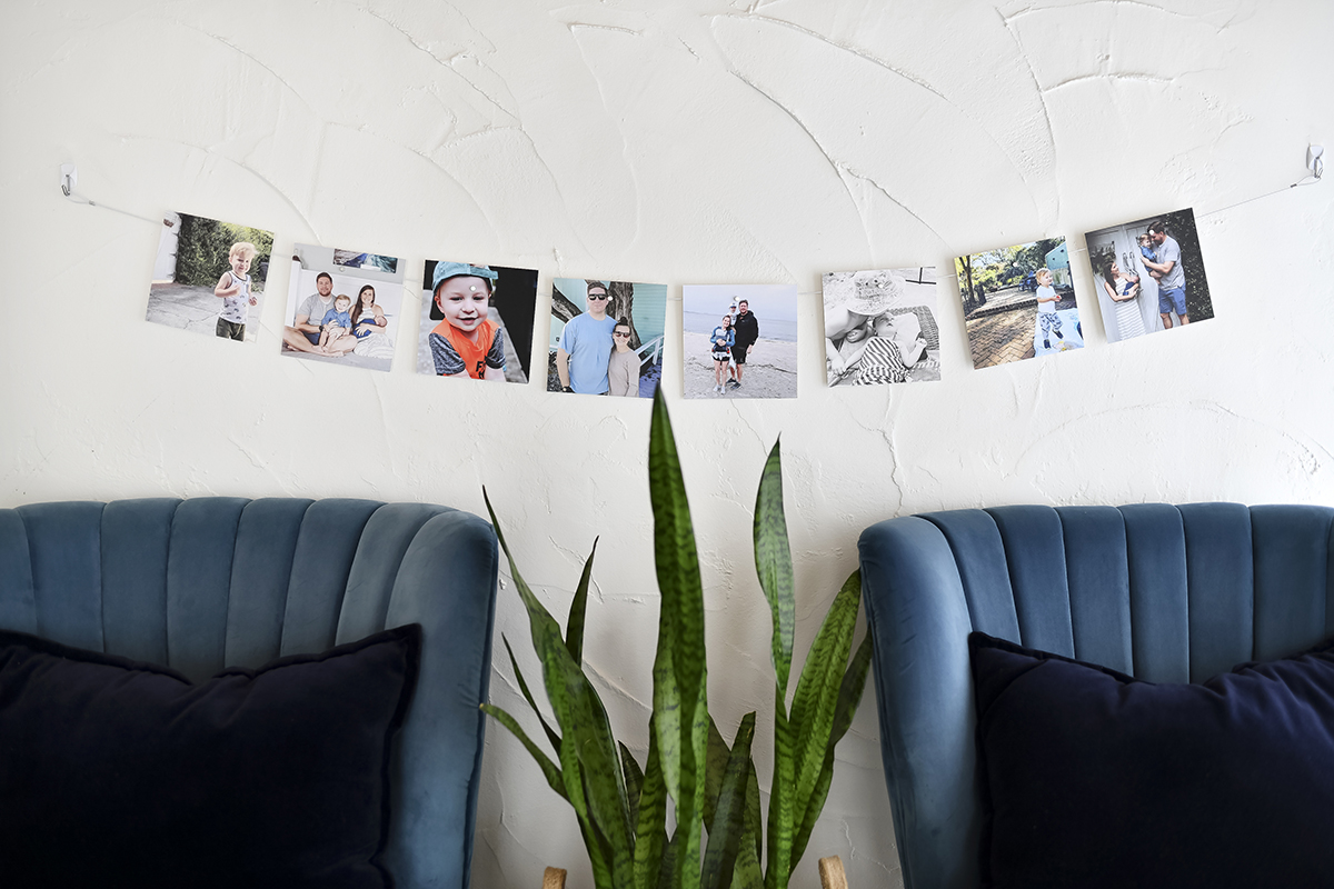 Five Ways to Turn Your Camera Roll into Home Décor