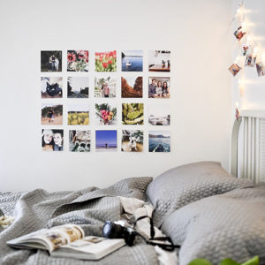 Turn Memories Into Square Prints