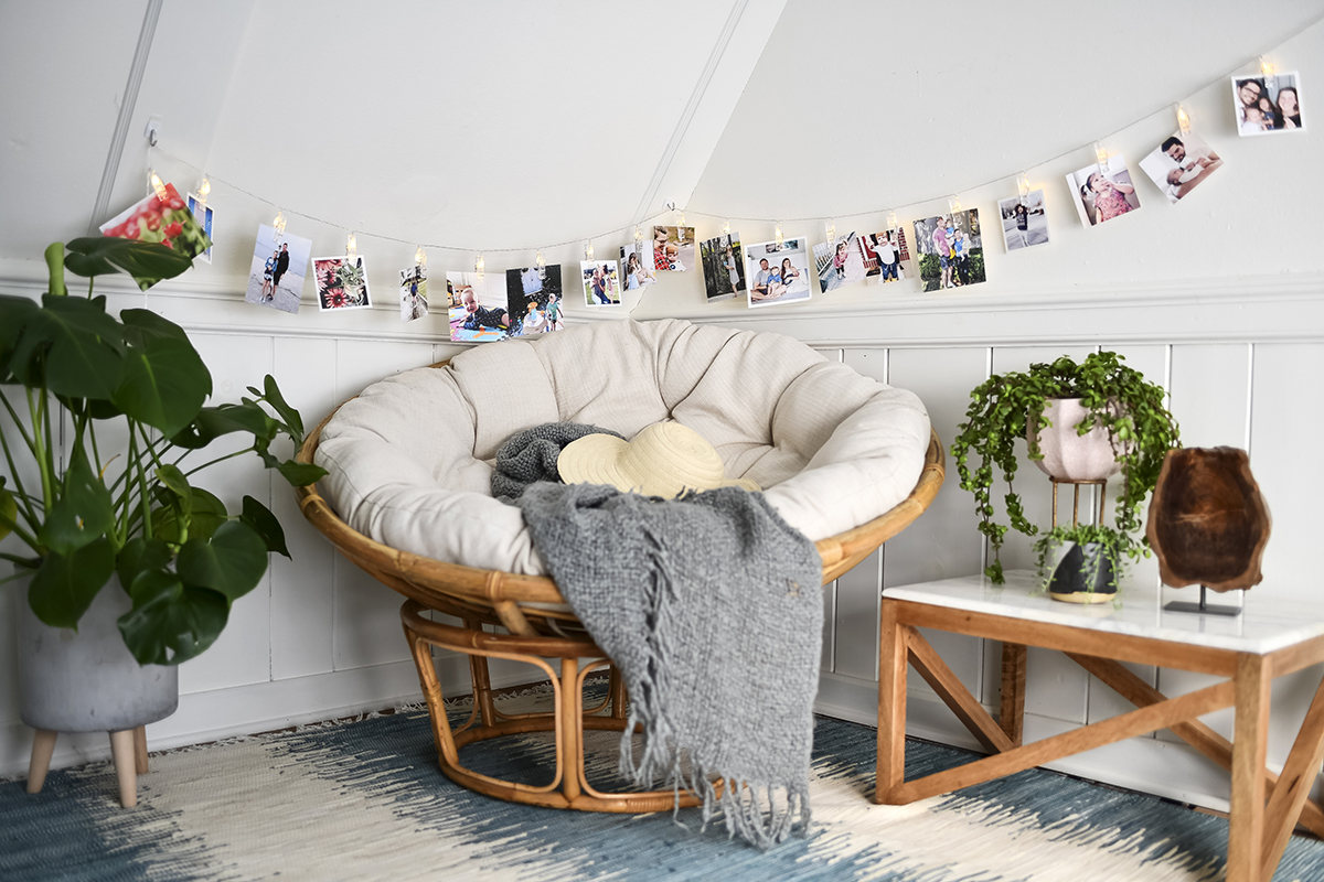 Fill Your Space with Joy:  Simple Ideas for Outdoor Photo Décor