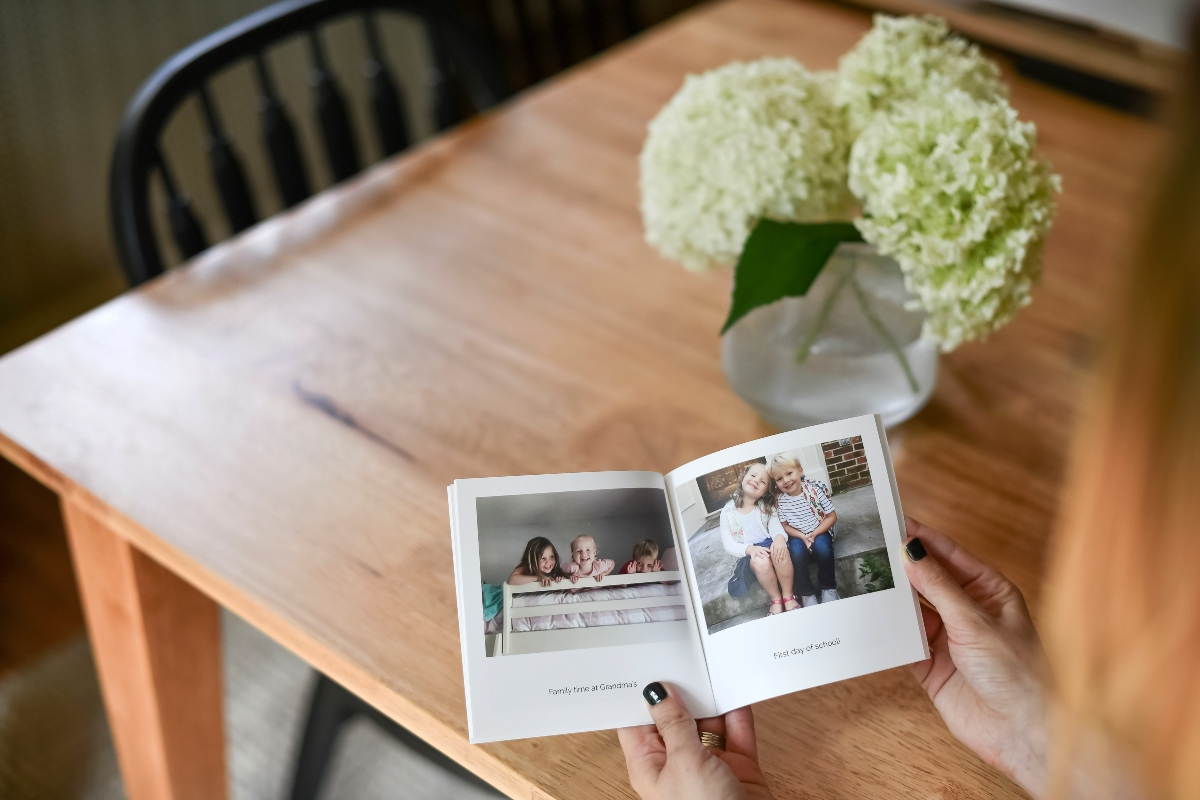 Capturing Back-to-School Moments