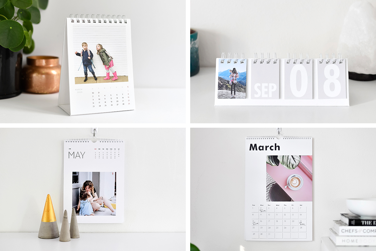 Which Parabo Photo Calendar is Right for You?