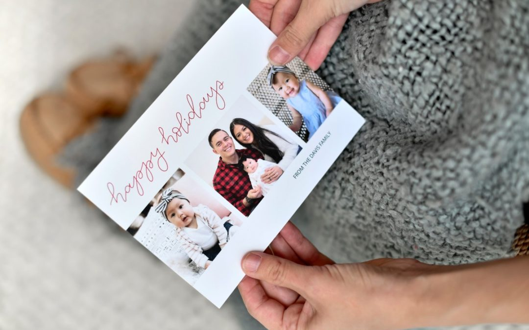 How to Pick the Perfect Photos for Your Holiday Card