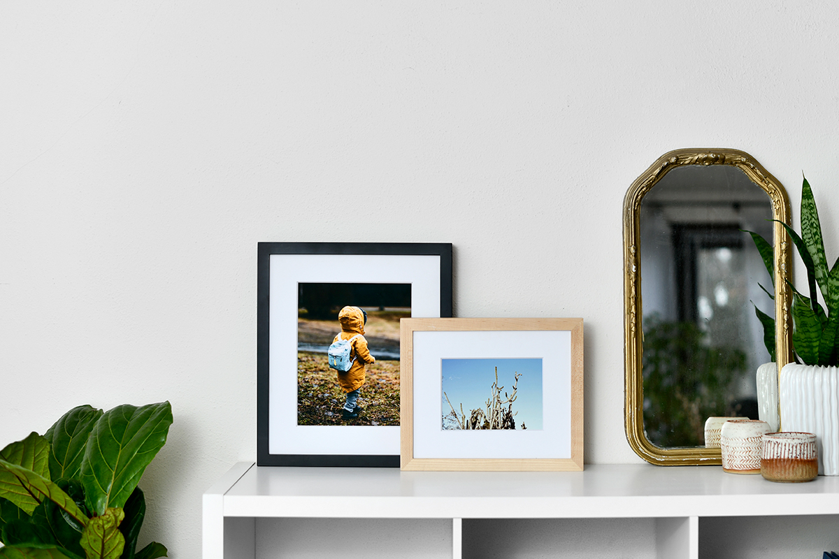 Say Hello to Framed Fine Art Prints!