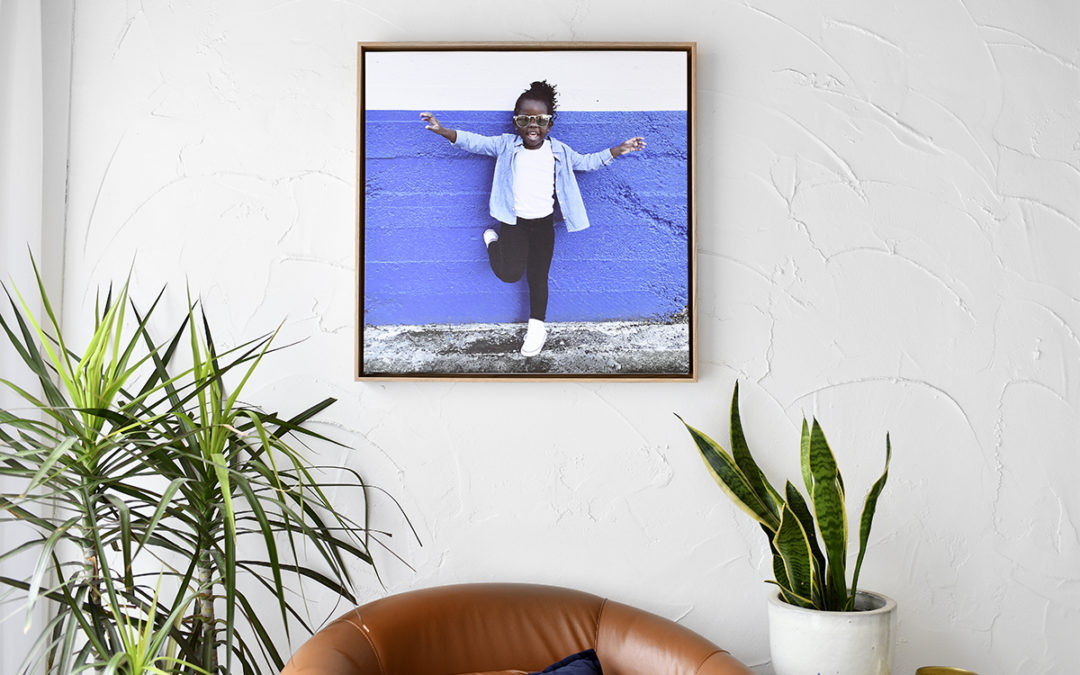 How to Decorate Your Home with Your Favorite Photo on Canvas