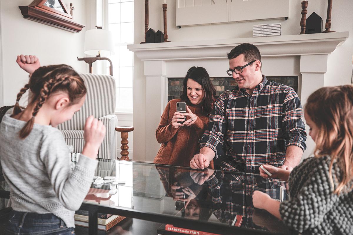 10 Ways to Find Joy Around Your Home