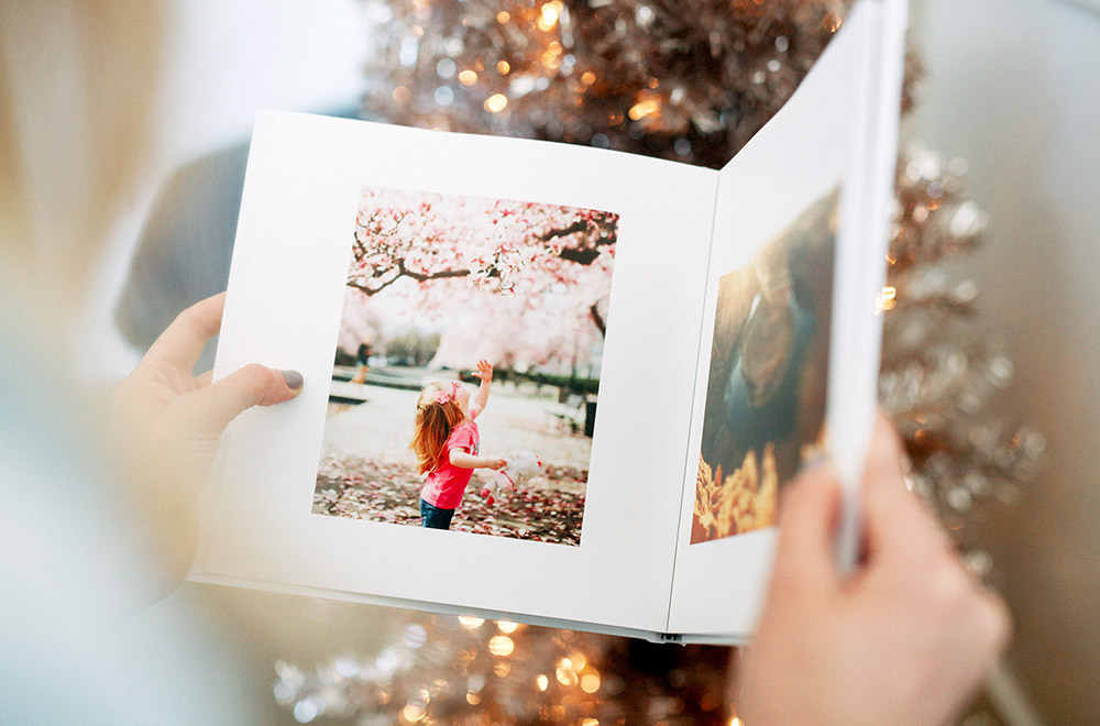 Photo Book Christmas Gift