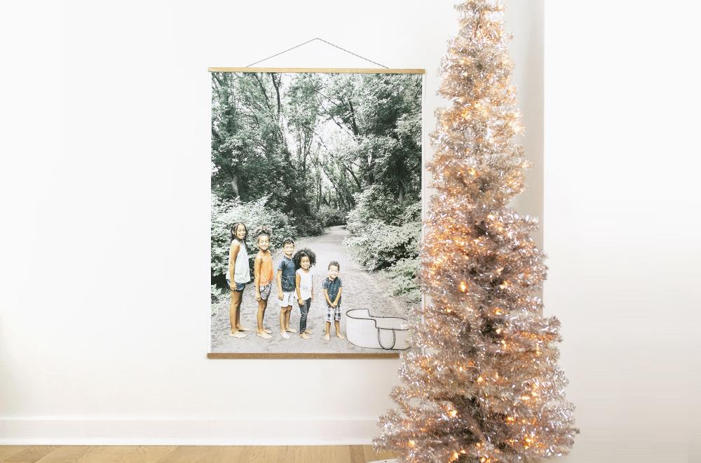 Big Engineer Photo Print Christmas Gift