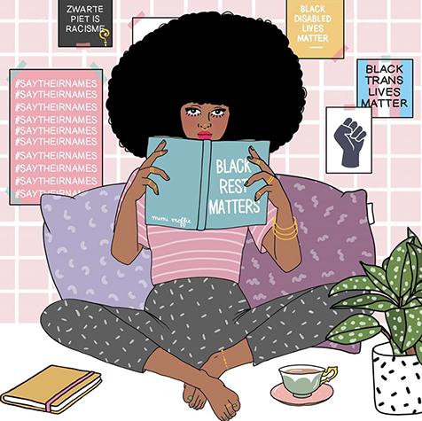 Free Black Lives Matter Poster + a Few Designers to Follow